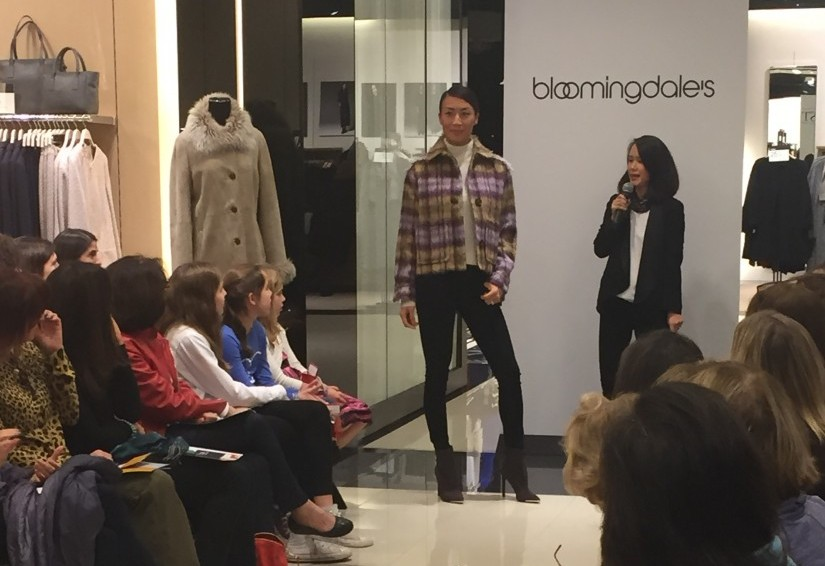 DC Style Factory Hosts Bloomingdale's Fall 2015 Fashion Show