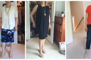 Personal Styling Case Study: Dressing for a Fuller-Around-the-Middle Body Type