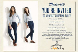 DC Style Factory X Madewell — May 10
