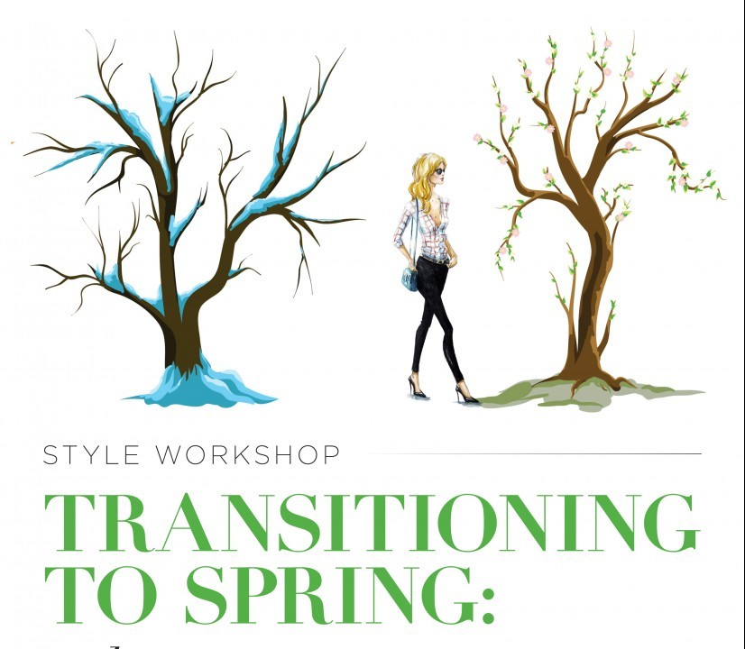 Style Workshop: Transitional Pieces to Wear Now and into Spring