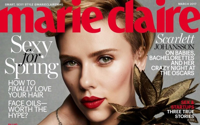Marie Claire Feature: What I Love About Me