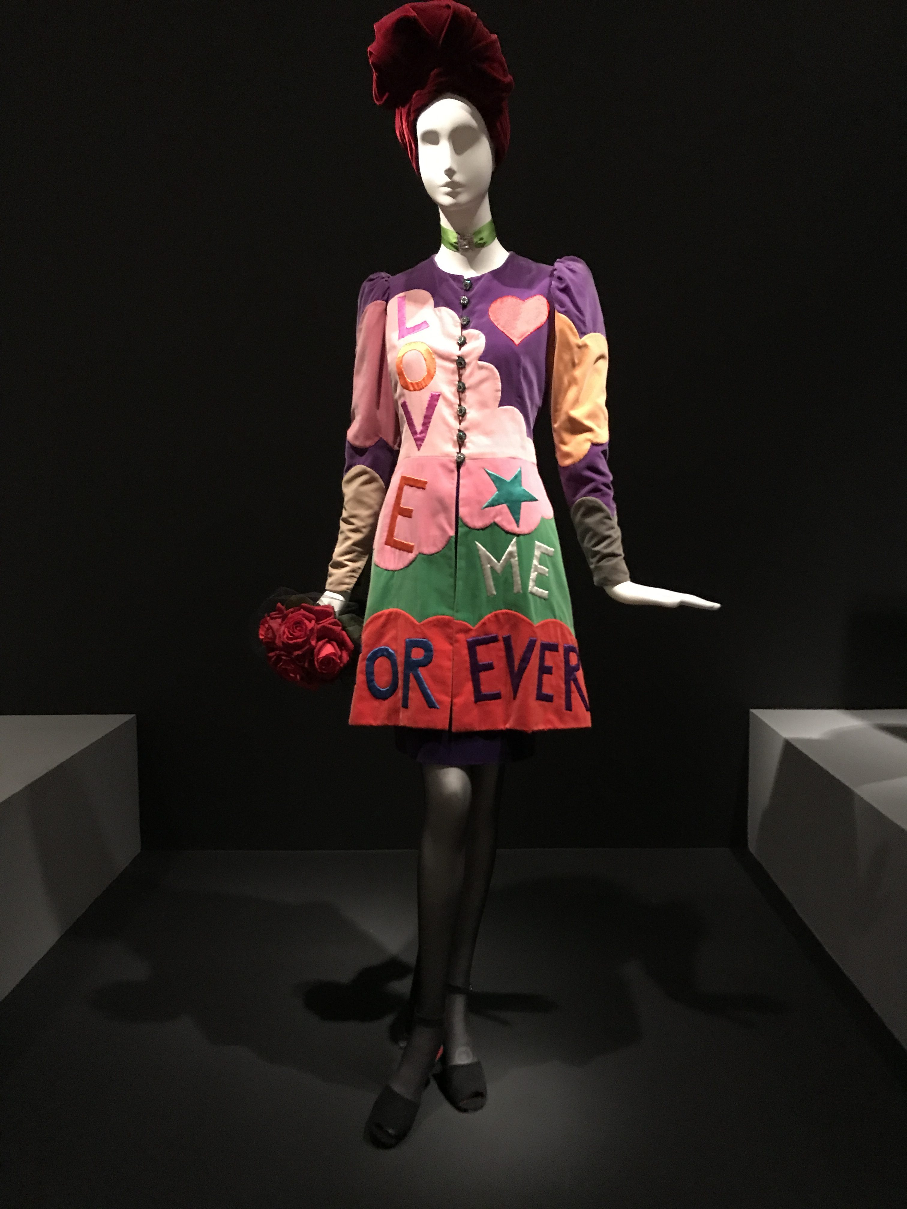 Yves Saint Laurent at Virginia Museum of Fine Arts