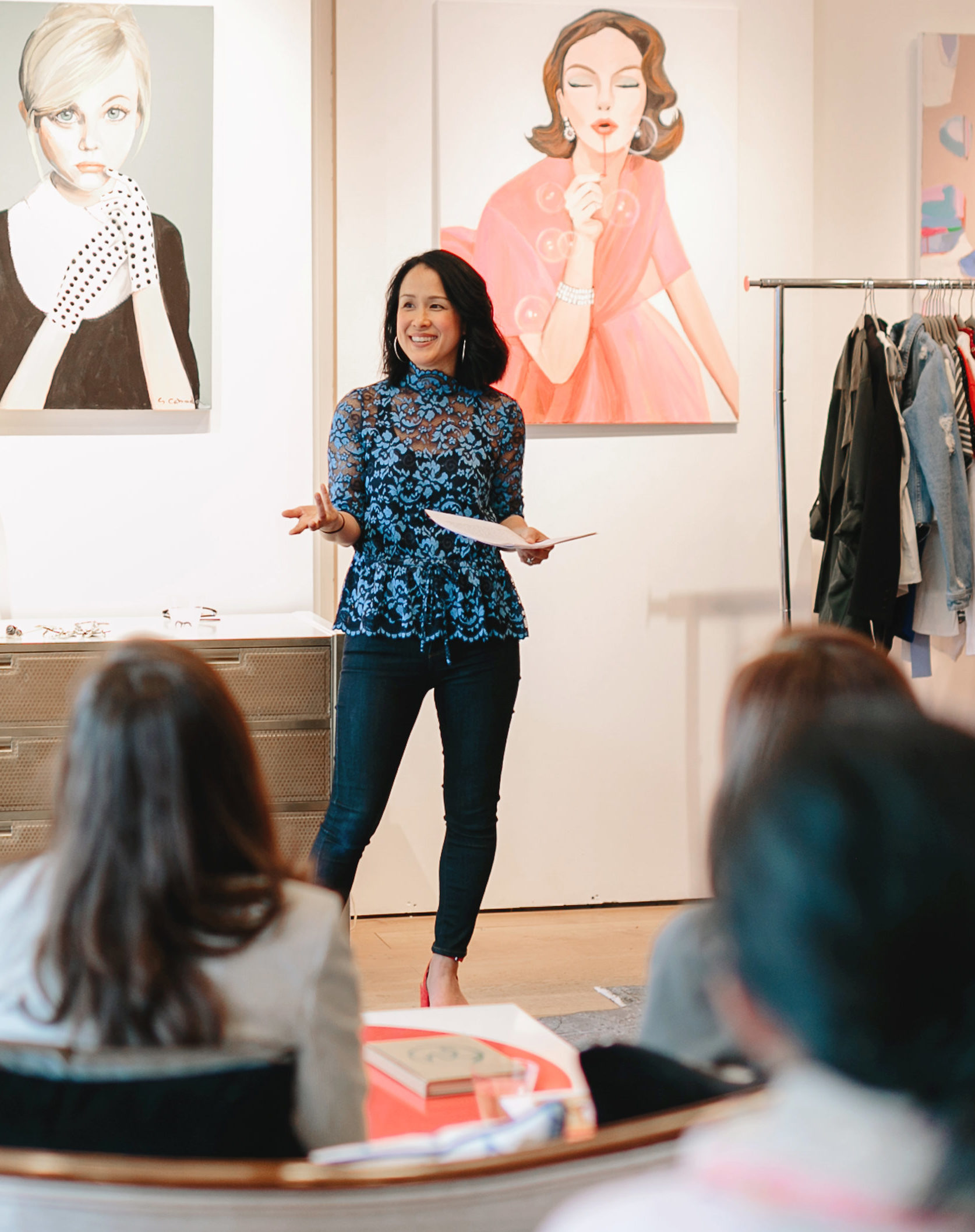 Style Workshop: Building a Capsule Wardrobe