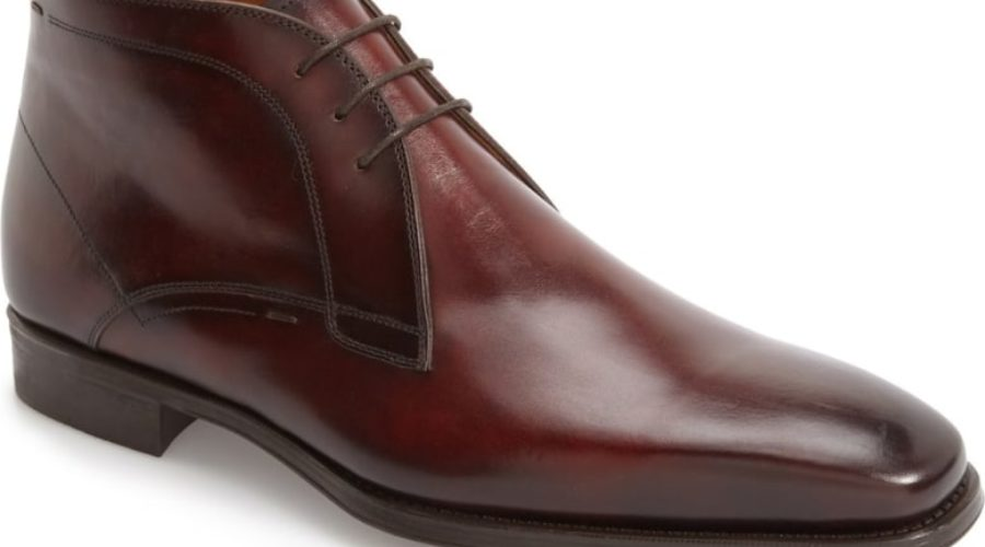 Men's Wardrobe Essentials: The Chukka Boot