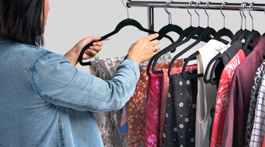 Remote One-on-One Closet Audit: The Client Experience