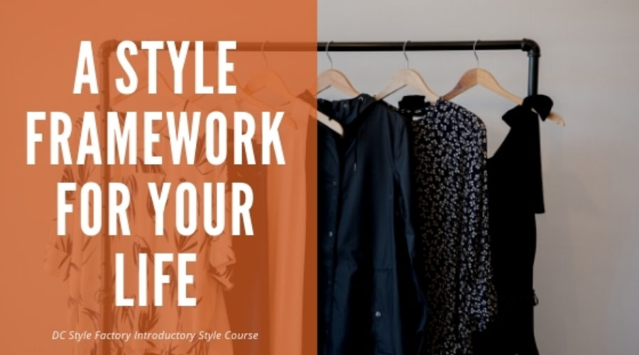 Build a Style Framework for Your Life